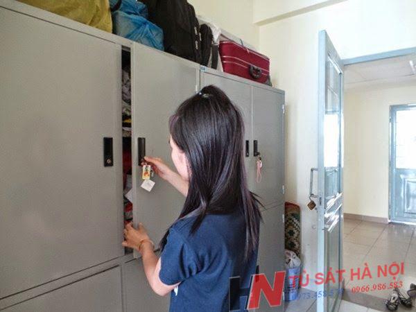 5 lý do khiến người dùng tin tưởng sử dụng tủ sắt locker