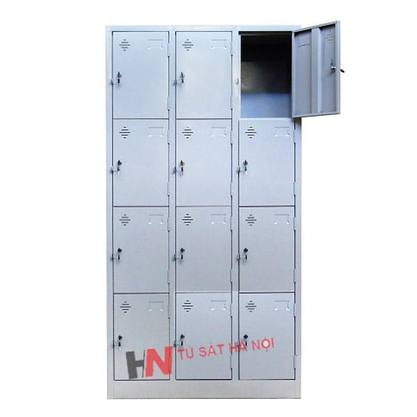 kích thước tủ locker 12 ngăn