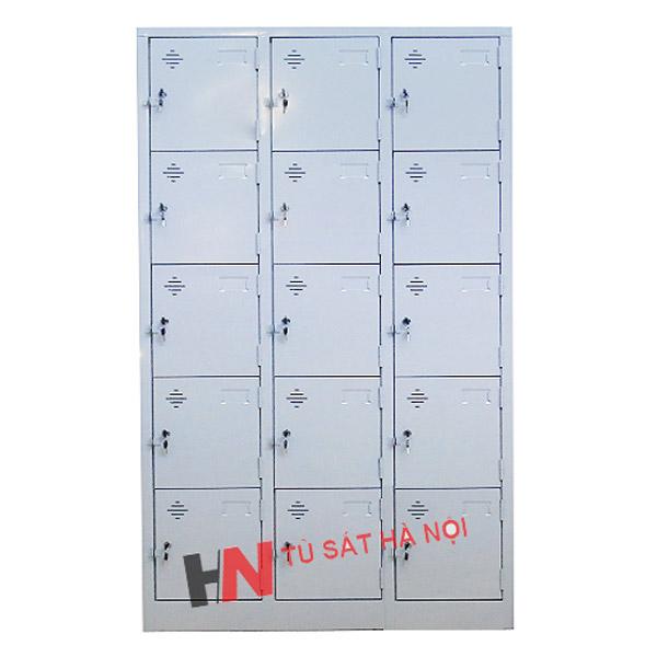 kích thước tủ locker 15 ngăn