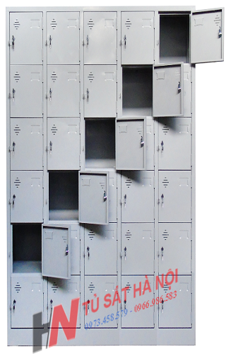 Top 5 tủ sắt locker được ưa chuộng nhất hiện nay