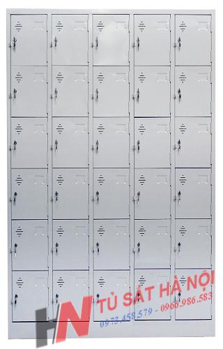 Tủ locker sắt 30 ngăn