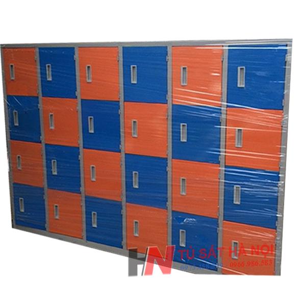 Mẫu tủ trường học được sử dụng nhiều tại cấp bậc học mầm non 5